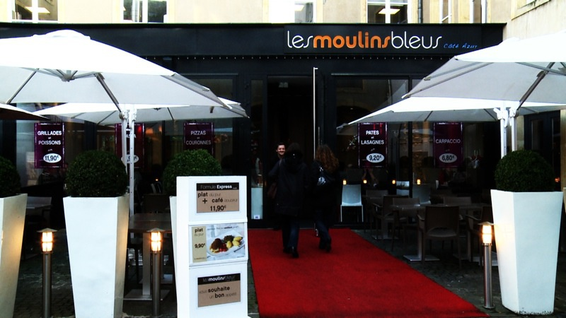 restaurant les moulins bleus thionville thionville hotelrestovisio france. Black Bedroom Furniture Sets. Home Design Ideas