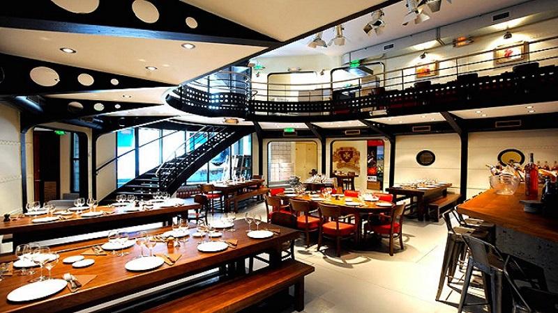 Restaurant Rue Saint Remi A Bordeaux