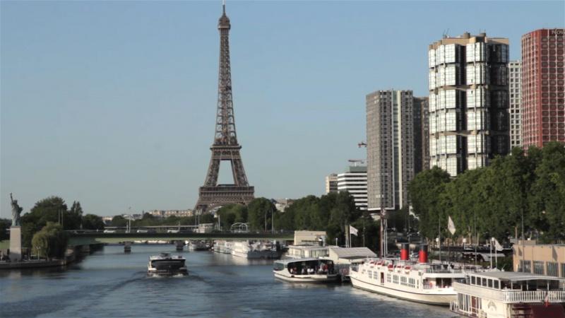 Restaurant la plage parisienne paris en vid o hotelrestovisio france - Port de javel haut 75015 paris ...