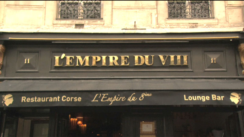 Restaurant L'Empire du 8ème - Paris