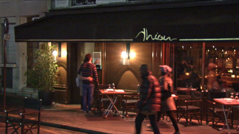 Restaurant thiou paris en vid o hotelrestovisio france - Restaurant thiou paris ...