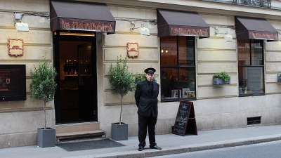 Restaurant Le Flamboire Paris