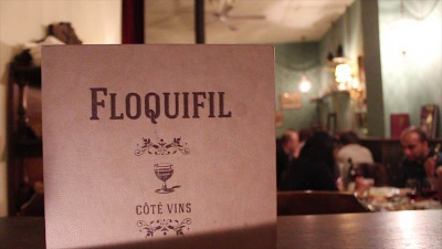 Restaurant Floquifil Paris