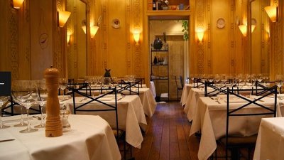 Restaurant Ribouldingue - Paris