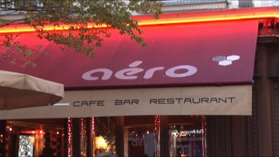 Restaurant Aero - Paris