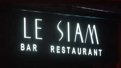 Restaurant Le Siam - Paris