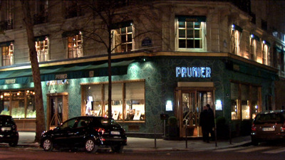 Restaurant Prunier - Paris