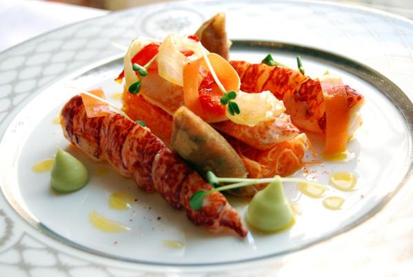 Ne passez pas c t du homard au restaurant le nautile - Comment cuisiner le homard ...