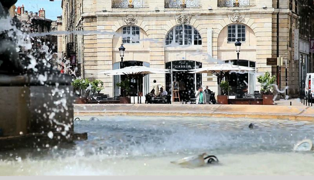 Restaurant à Bordeaux