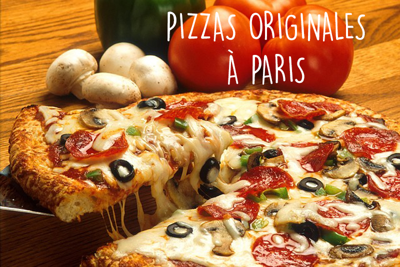 pizza a paris