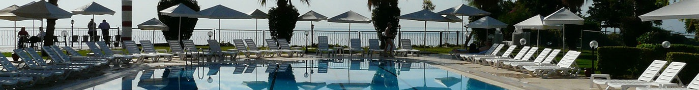 Hôtel piscine - HotelRestoVisio