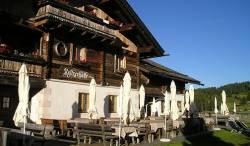 Restaurant montagne