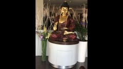 Bouddha à Sens