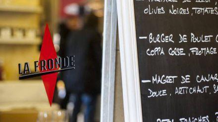 Restaurant La Fronde - Paris
