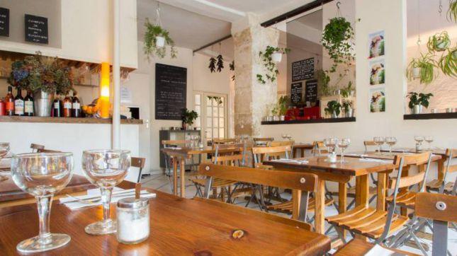 Restaurant jardin des p tes paris en vid o hotelrestovisio for Restaurant o jardin