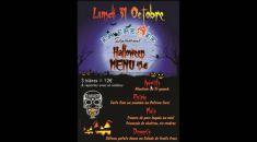 Soirée Halloween au restaurant La Créole - Cuba Compagnie
