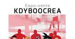 Exposition KDYBOOCREA - Dupont Café 13e