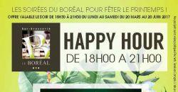 HAPPY BORÉAL - Le Boréal