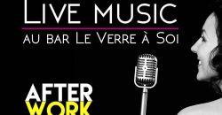 Live Music Jazz tous les mercredis en préambule de votre diner - Le Cocon