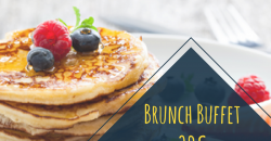 Sunday brunch - Le Servan