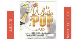 """La """"White Pop - Café Populaire"""