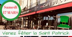 Fêter la saint Patrick - Café du Commerce - Nantes