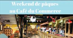A gagner un gros œuf en chocolat - Café du Commerce - Nantes