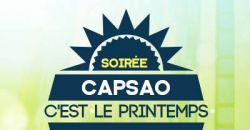 Soirée Capsao - Le Cocon