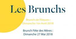 Nos Brunchs 2018 - Le Cocon
