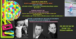 Soirée caritative Pour Miah , spécial Années 80 Avec Lionel Marquise et Jonathan Délissen - Le 107
