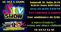 Soirée Jeux télévisés Avec Claude Estève - Le 107