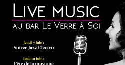 LIVE MUSIC - Le Cocon