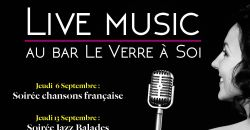 LIVE MUSIC - Le Cocon