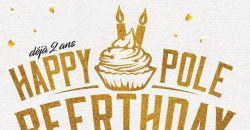 Happy Pole Beerthday - Happy Pole
