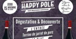 Le Beaujolais est la !!! - Happy Pole