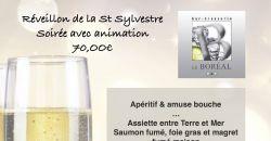 Réveillon de la St Sylvestre - Le Boréal