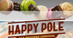 soirée et menu de la Saint Sylvestre - Happy Pole