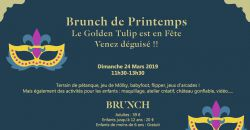 Brunch Printemps 2019 - Le Cocon