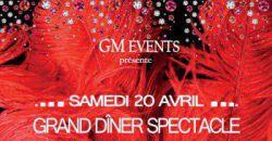 GRANDE SOIREE CABARET - Le Grand Hôtel de Nîmes - Apicius ****