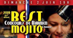 Concours Best Mojito au Cuba Compagnie - Cuba Compagnie