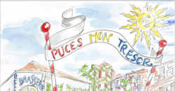 PUCES MON TRESOR - Ma Cocotte