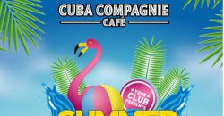 Summer Party au Cuba Compagnie! - Cuba Compagnie