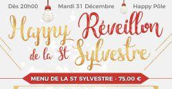 Réveillon st Sylvestre - Happy Pole