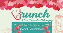 Brunch de la Saint-Valentin - Café Flow