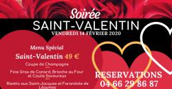 SAINT VALENTIN - Le Grand Hôtel de Nîmes - Le Chat Noir