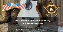Soirée Country - La Brasserie Flow