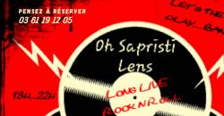 rétrospective Blues et Rock 'n' roll - Oh Sapristi