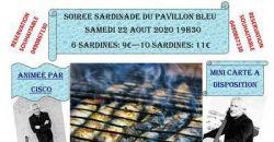 SARDINADE - Le Pavillon Bleu
