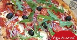 pizza du moment - Oh Sapristi