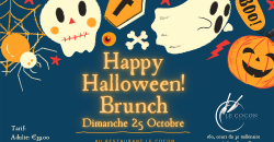 Happy Halloween Brunch - Le Cocon